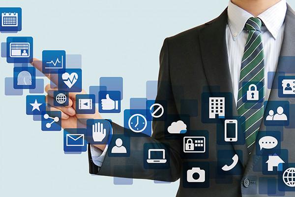 プロモーションアプリやエンターテインメント系のアプリのほかに、ビジネスユースなアプリの開発など、業務に活用するお手伝いを致します。